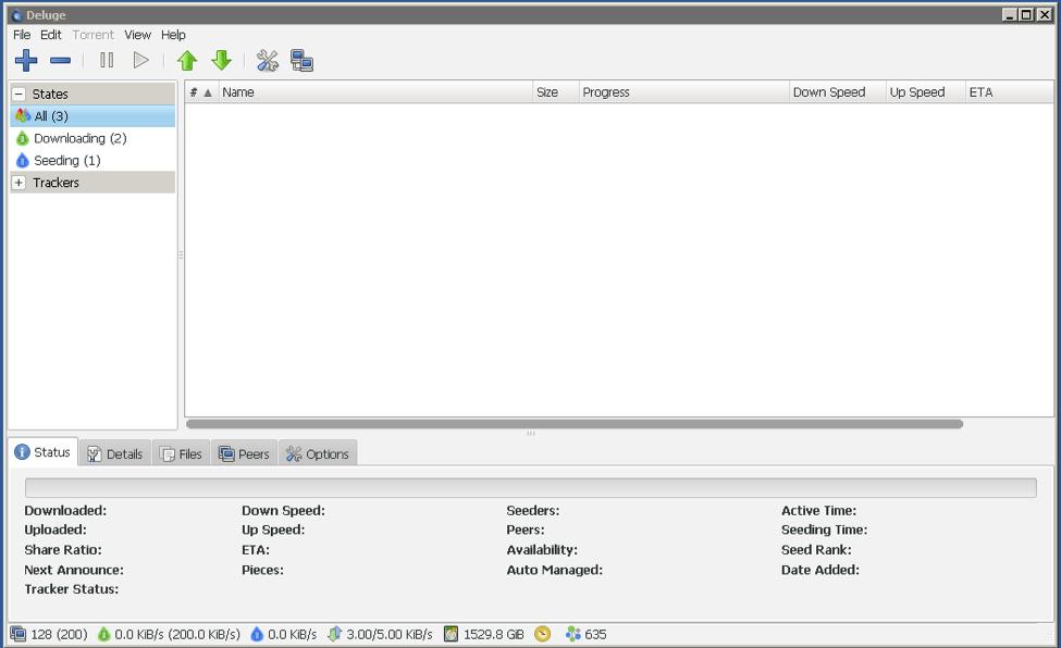 best server torrent client windows