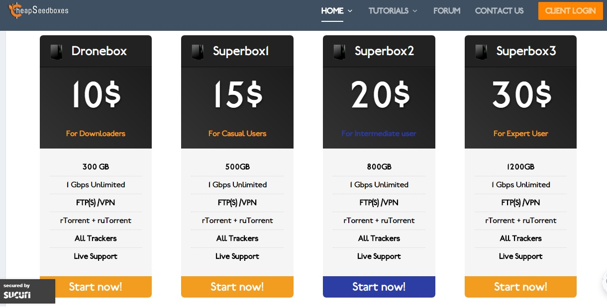 Screenshot of  Superbox1