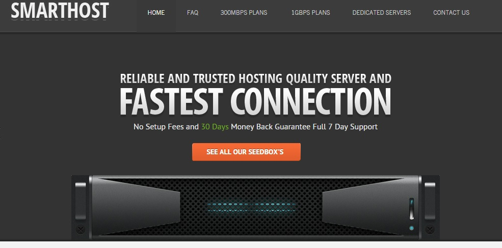 Screenshot of  Dedicated Server – Intel Celeron/Atom