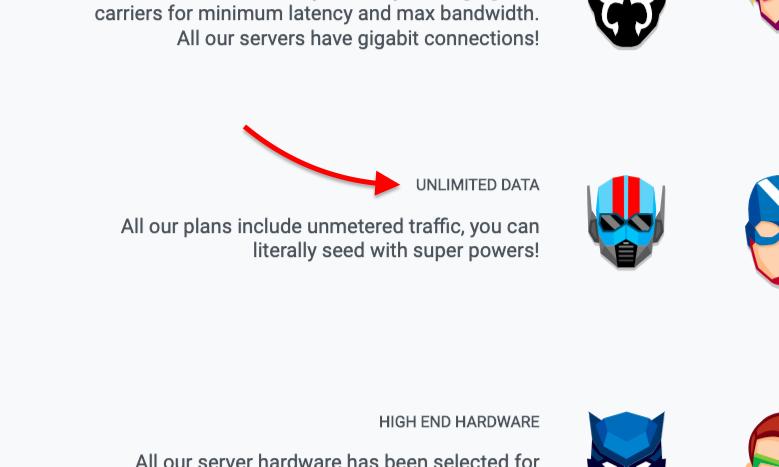 Seedit4Me Unlimited Data